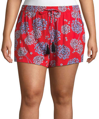 A.N.A Printed Soft Short - Plus