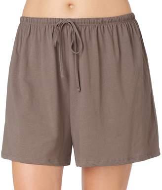 Jockey Plus Size Pajamas: Modern Cotton Pajama Shorts