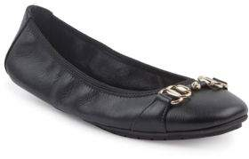Me Too Olympia Metal Ornamented Ballet Flats