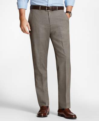 Brooks Brothers Regent Fit Check Trousers
