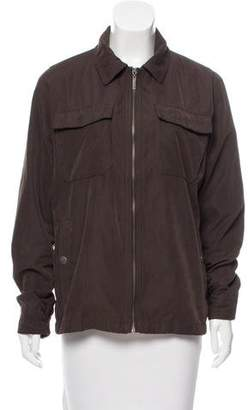 Cacharel Zip-Up Jacket