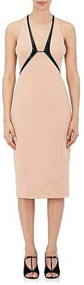 Narciso Rodriguez WOMEN'S SEQUINED SILK-BLEND SHEATH DRESS