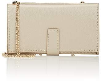 Barneys New York WOMEN'S AMELIA LEATHER CHAIN WALLET