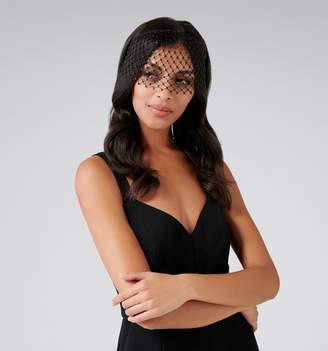 Forever New Naomi Embellished Veil Headband