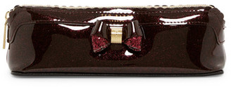 Ted Baker London Doreen Scallop Edge Pencil Case $35 thestylecure.com