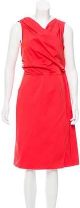 Loro Piana Sleeveless Midi Dress