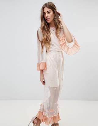 Stevie May Delilah Midi Dress