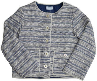 Foque Stripe Tweed Jacket