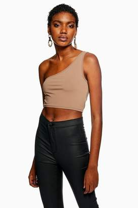 Topshop One Shoulder Bralet