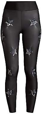 ULTRACOR Women's Ultra High-Waist Python Print Leggings