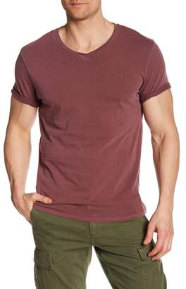 Threads 4 Thought Short Sleeve Pigment Dyed V-Neck Tee