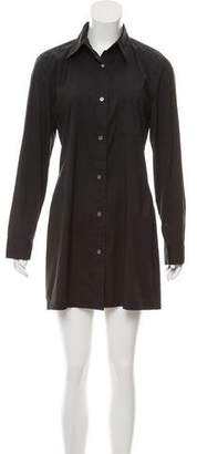 Max Mara Weekend Lightweight Button-Up Dress
