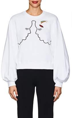 VIVETTA Women's Andromeda Cotton Terry Sweatshirt