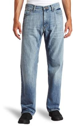 Nautica Jeans Men's Relaxed Light Hatch Jean