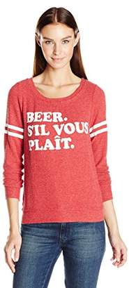Chaser Women's Beer Sil Vous Plait T-Shirt