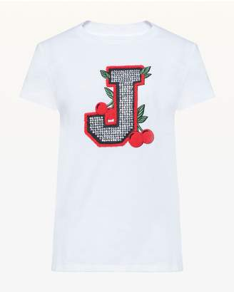 Juicy Couture Encrusted J Tee