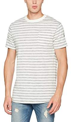 G Star Men's Classic Relaxed Pocket R T S/s T-Shirt