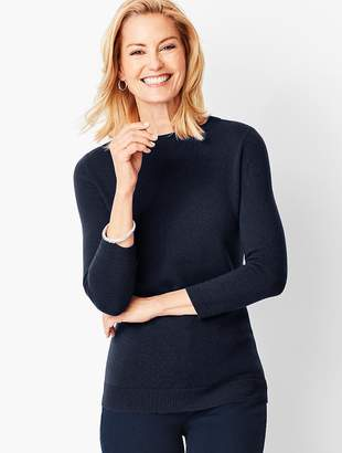 Talbots Audrey Cashmere Sweater - Solid