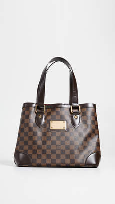 Louis Vuitton What Goes Around Comes Around Hampstead PM Tote Bag