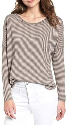 Frank And Eileen Relaxed Stripe Tee