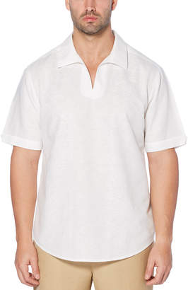 Cubavera Johnny Collar Shirt