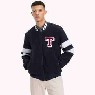Tommy Hilfiger Fleece Letterman Jacket