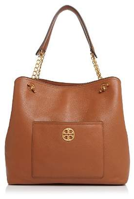 Tory Burch Chelsea Slouchy Leather Tote