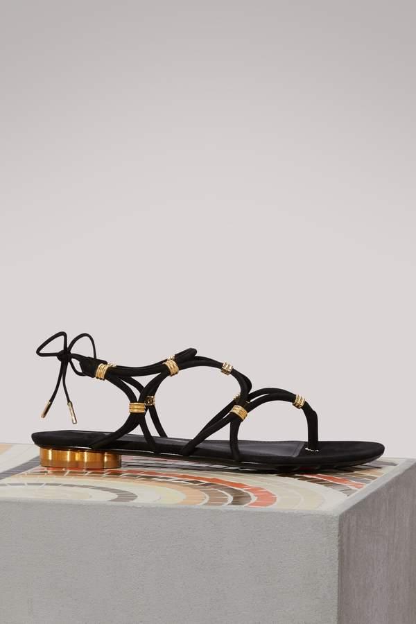 Salvatore Ferragamo Fiuggi flat sandals