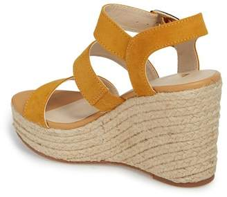 BC Footwear Snack Bar Espadrille Wedge Sandal (Women)
