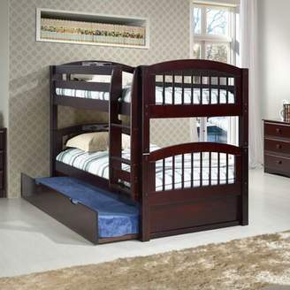 Isa Belle Viv + Rae Isabelle Twin over Twin Bunk Bed with Trundle