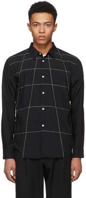 Comme des Garcons Homme Deux Black Lines Shirt