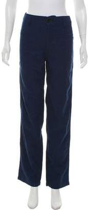 Vince Chambray High-Rise Pants w/ Tags