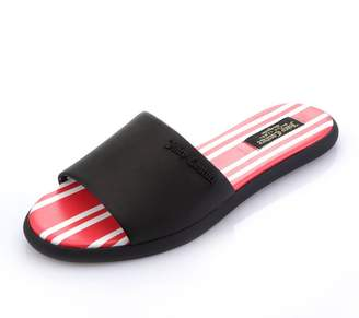 Juicy Couture Bonnie Leather Slide