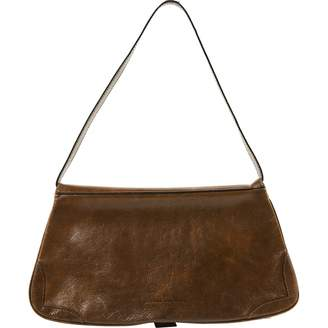 Costume National Pre-owned - LEATHER HAND BAG AUA5G1OIb
