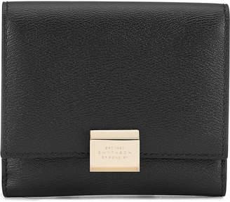 At Selfridges Smythson Grosvenor French Leather Purse