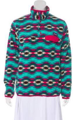 Patagonia Printed Casual Jacket