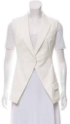 Alexander McQueen Tailored Woven Vest