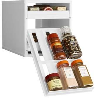 YouCopia SpiceStack Original 18-Bottle Cabinet Spice Rack