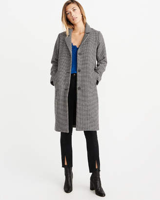Abercrombie & Fitch The A&F Dad Coat
