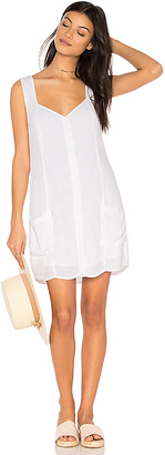 Obey Jinx Dress in White $66 thestylecure.com