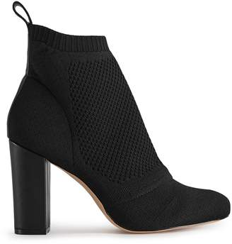 Reiss MERCURY Knitted Ankle Boots
