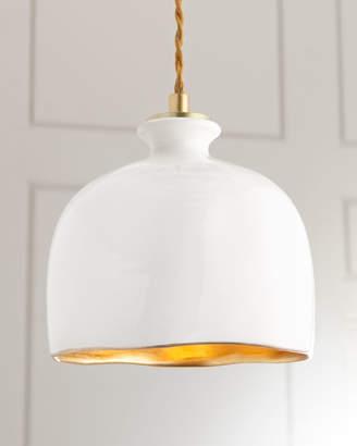 Regina-Andrew Design Regina Andrew Design Bianca Dome 1-Light Pendant