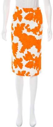 Tanya Taylor Peggy Printed Skirt w/ Tags