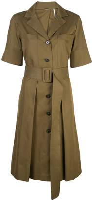 ADAM by Adam Lippes belted utility dress
