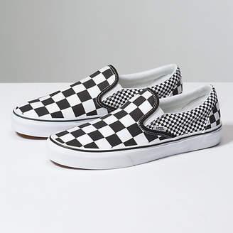 Mix Checker Slip-On