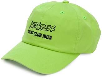 Misbhv back logo printed cap