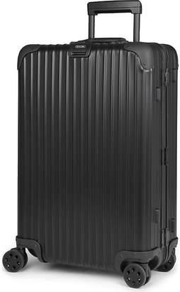 Rimowa Topas Stealth four-wheel suitcase 68cm