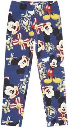 MonnaLisa Mickey Mouse Leggings