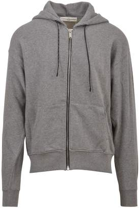 Golden Goose Zip-up Jacket Grey