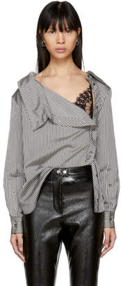 Altuzarra Black and White Eileen Shirt